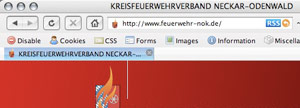 RSS-Feeds im Browser